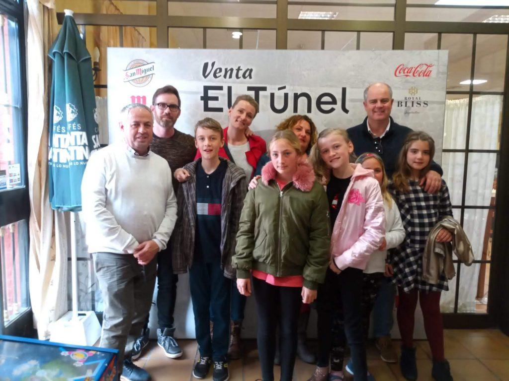 Spaniernes særlige søndagstradition - Venta del Tunel