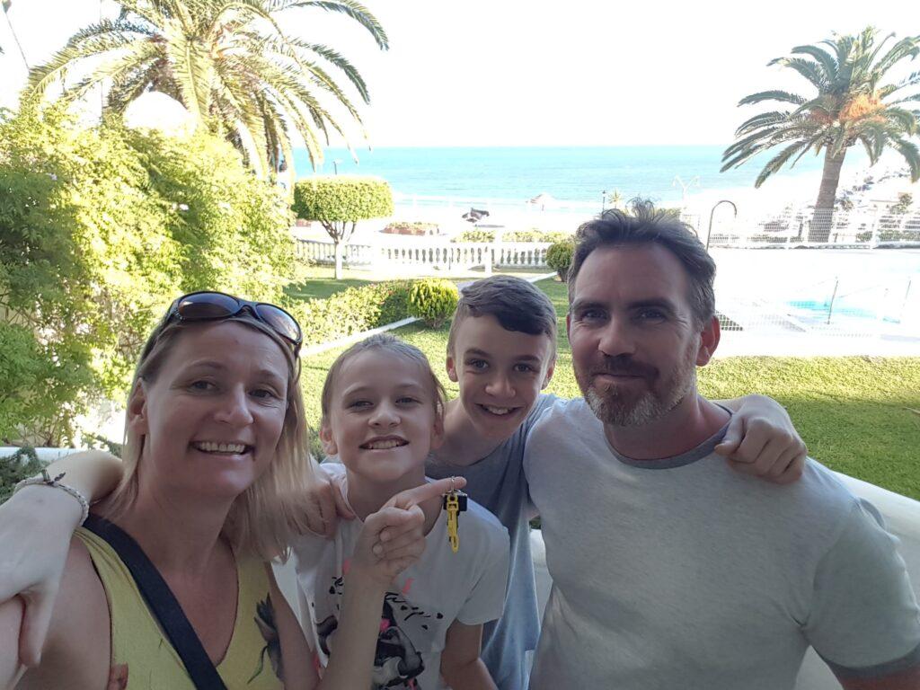 Ny lejlighed i Spanien