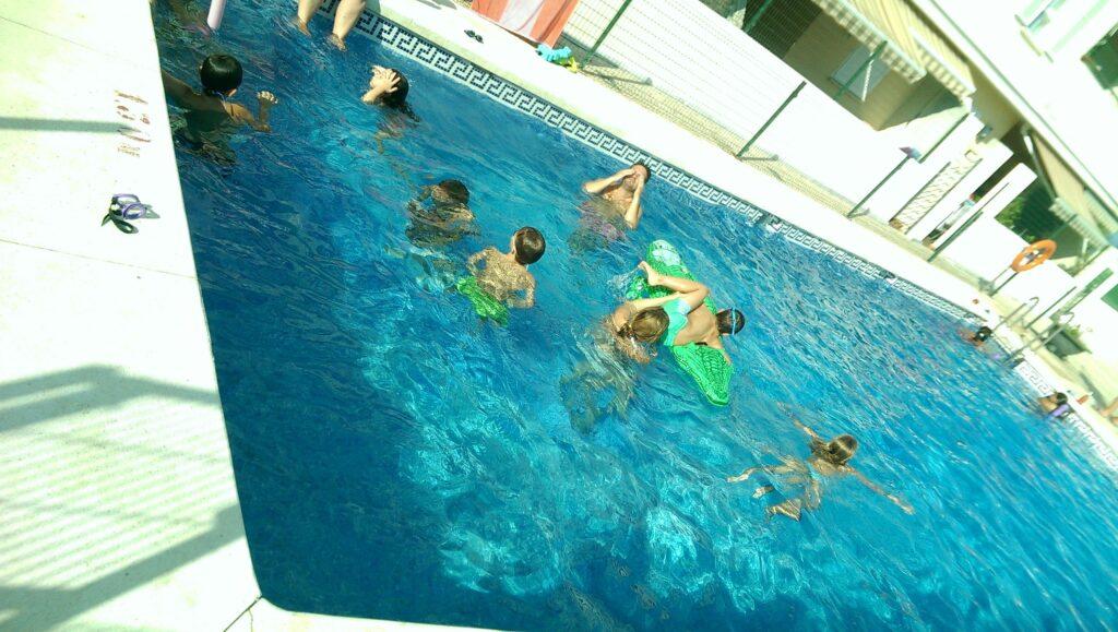 Ny lejlighed i Spanien - den gl pool