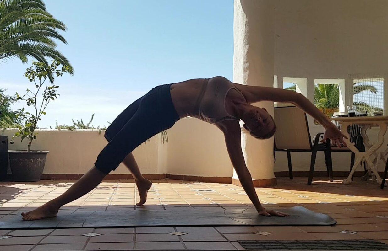Mit år med yoga